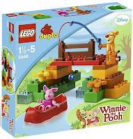 Winnie the Pooh Lego Duplo Pooh Sticks Bridge