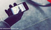 قفازات متطورة تعمل على تدفئة يديك في الشتاء لسهولة استعمال الهاتف الذكي