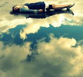 Y poco a poco aprendí a dormir sobre nubes de algodón.