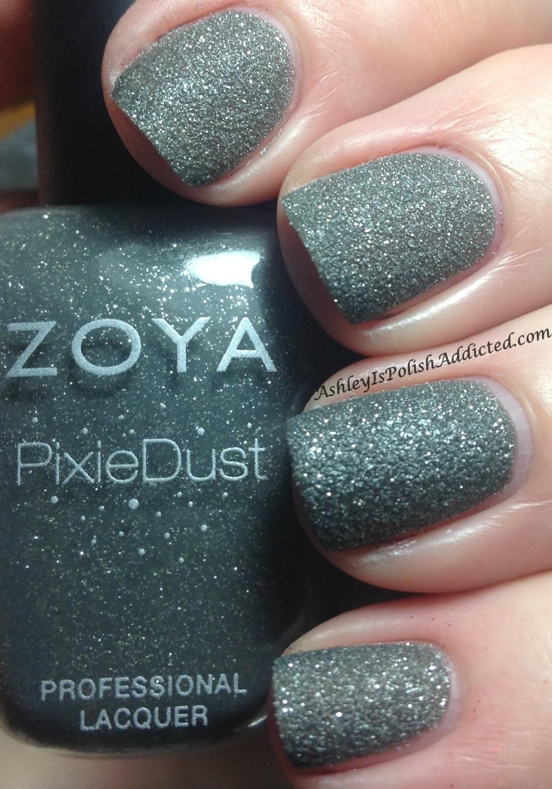 Zoya Pixie Dust Chyna Ashley is PolishAddict...
