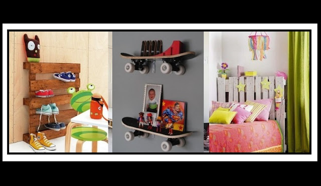20 DIY ιδέες για διακόσμηση παιδικού δωματίου!