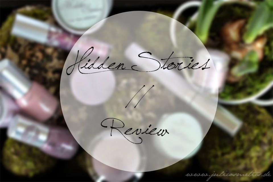 essence - Hidden Stories - Trend Edition - Review