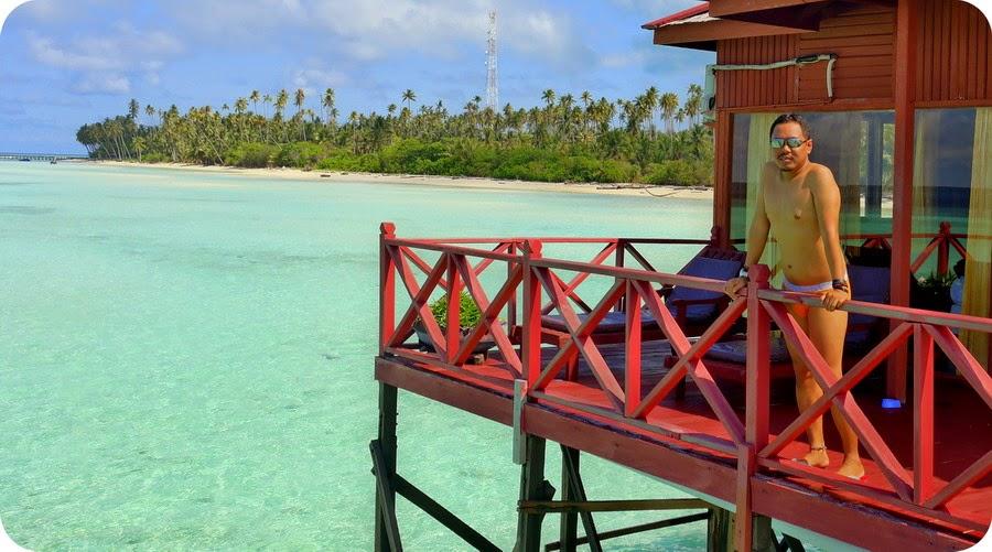 Water Villa Maratua Paradise Derawan