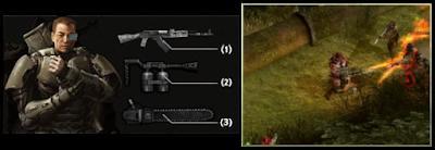 Metal Reaper Online - Class Panzer