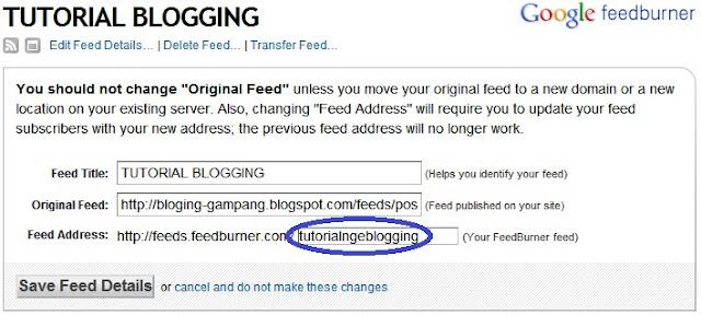Membuat Widget Keren Subscribe Blog