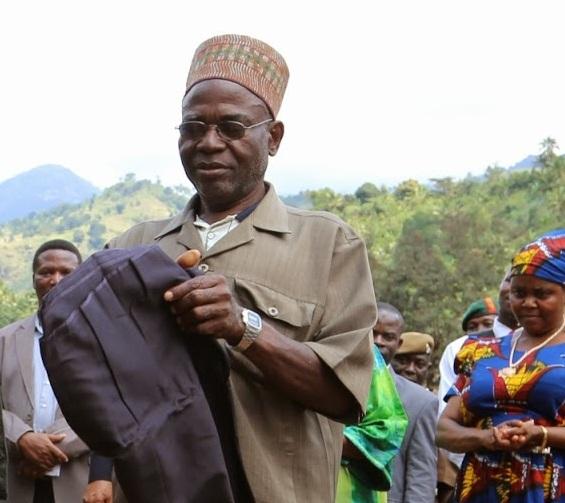 CHIFU Kingalu Mwanabanzi