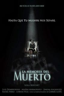 Ver online: La memoria del muerto (2013)