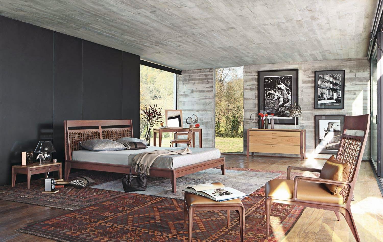 Bedroom Glamor Ideas Vintage Retro Style Bedroom Glamor Ideas - Modern retro bedroom