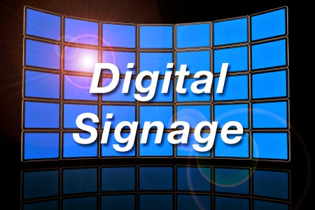 Digital Signage For Businesses