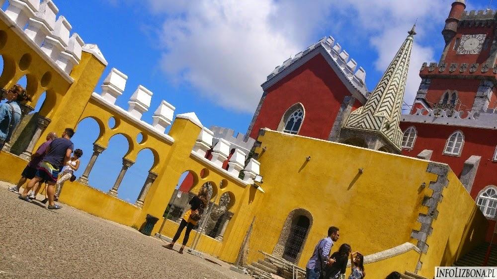 Sintra Portugalia Przewodnik Zabytki Atrakcje Zdjęcia Pałace Zamek Zdjęcia Fotografie Foto Lizbona Lisbona