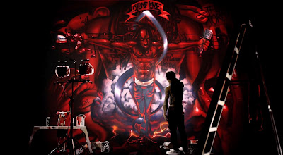fotos raras de lil wayne bruno mars video mirror graffiti