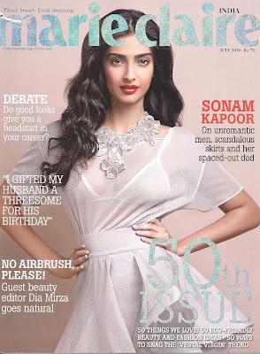 Sonam Kapoor New Wallpapers