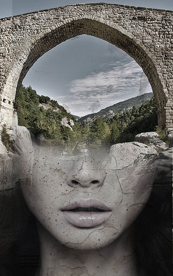 surreal portraits by antonio mora. Black Bedroom Furniture Sets. Home Design Ideas