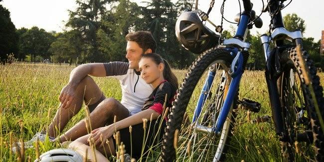 Bersepeda Bisa Membuat Gairah Bercinta Bertambah