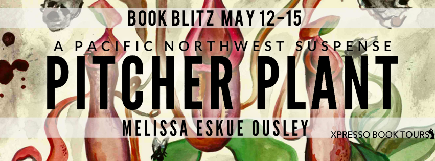 Pitcher Plant Book Blitz