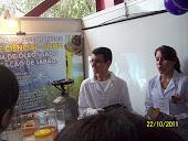 O Prof. Morais na UFMG- Projeto- Química: Sabão