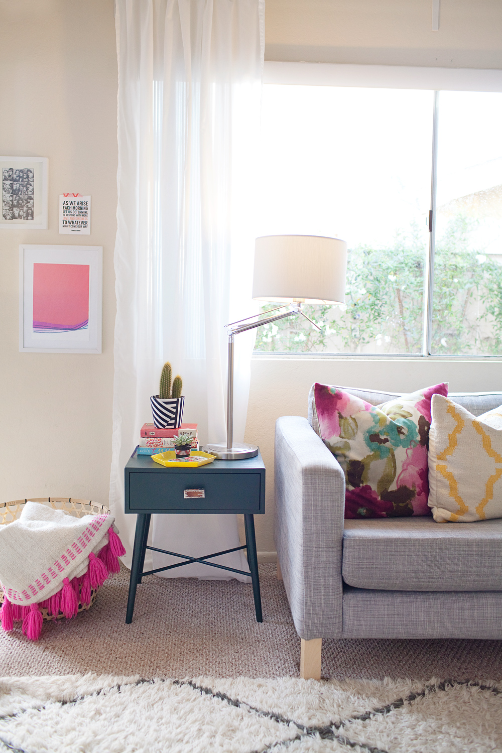 TELL LIVING ROOM REDO AND GIVEAWAY Tell Love And