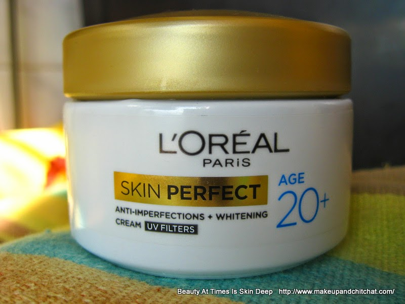 l'oreal skin care by age 20+