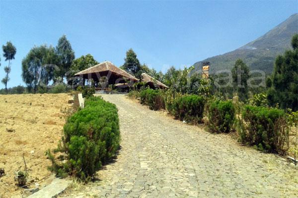 Posong Objek Wisata Alam Di Lembah Sindoro