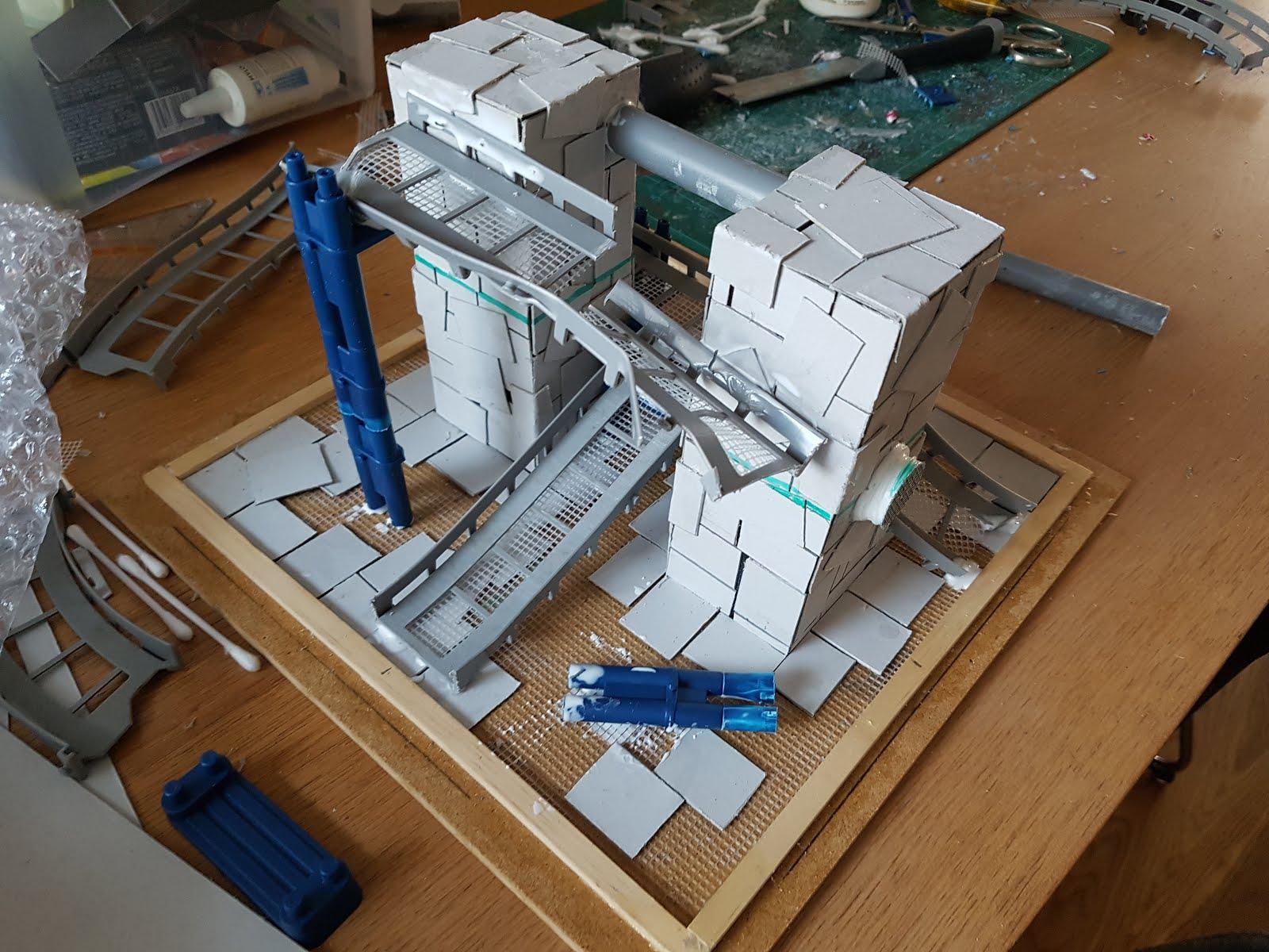 Free Paper Building Plans D D