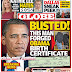 July's Globe Magazine: The Man Who Forged pResident Obama's Birth Certificate Caught