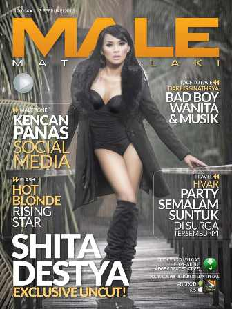 Download MALE Edisi 014 - Shita Destya