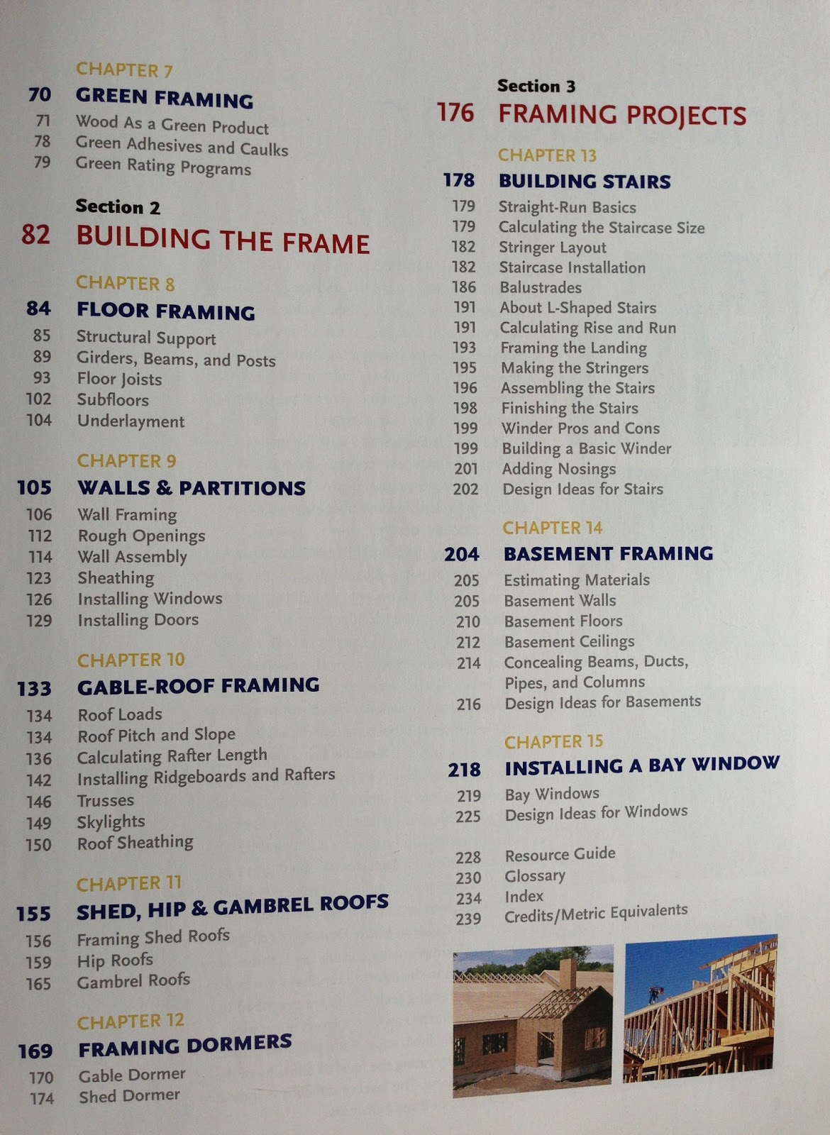 Mighty Tiny House Book Review Ultimate Guide To House Framing - Basement framing guide