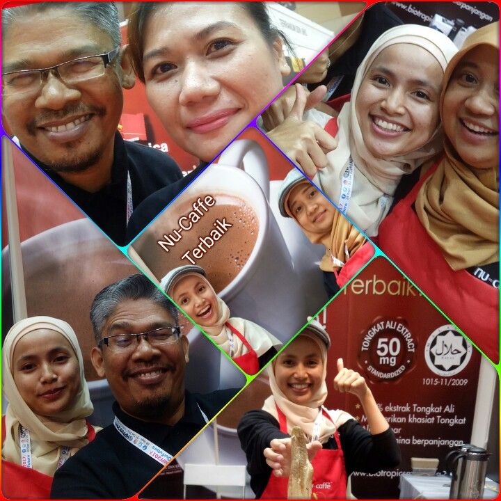 HPPNK 2017. The Best Tongkat Ali Coffee In The World