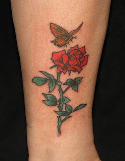 Girly Tattoos, Tattooing