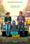 Poster original de Begin Again