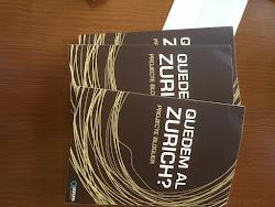"JA PUBLICAT EL PROJECTE BLOGUER ""QUEDEM AL ZURICH?""!"