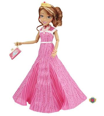 TOYS : JUGUETES - DISNEY Los Descendientes | Descendants  Audrey : Coronation - Coronación | Muñeca - Doll   Auradon Prep | Sarah Jeffery Producto Oficial 2015 | Hasbro B3124 | A partir de 6 años