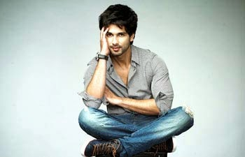 shahid kapoor in new look body  natural face wallpaper of