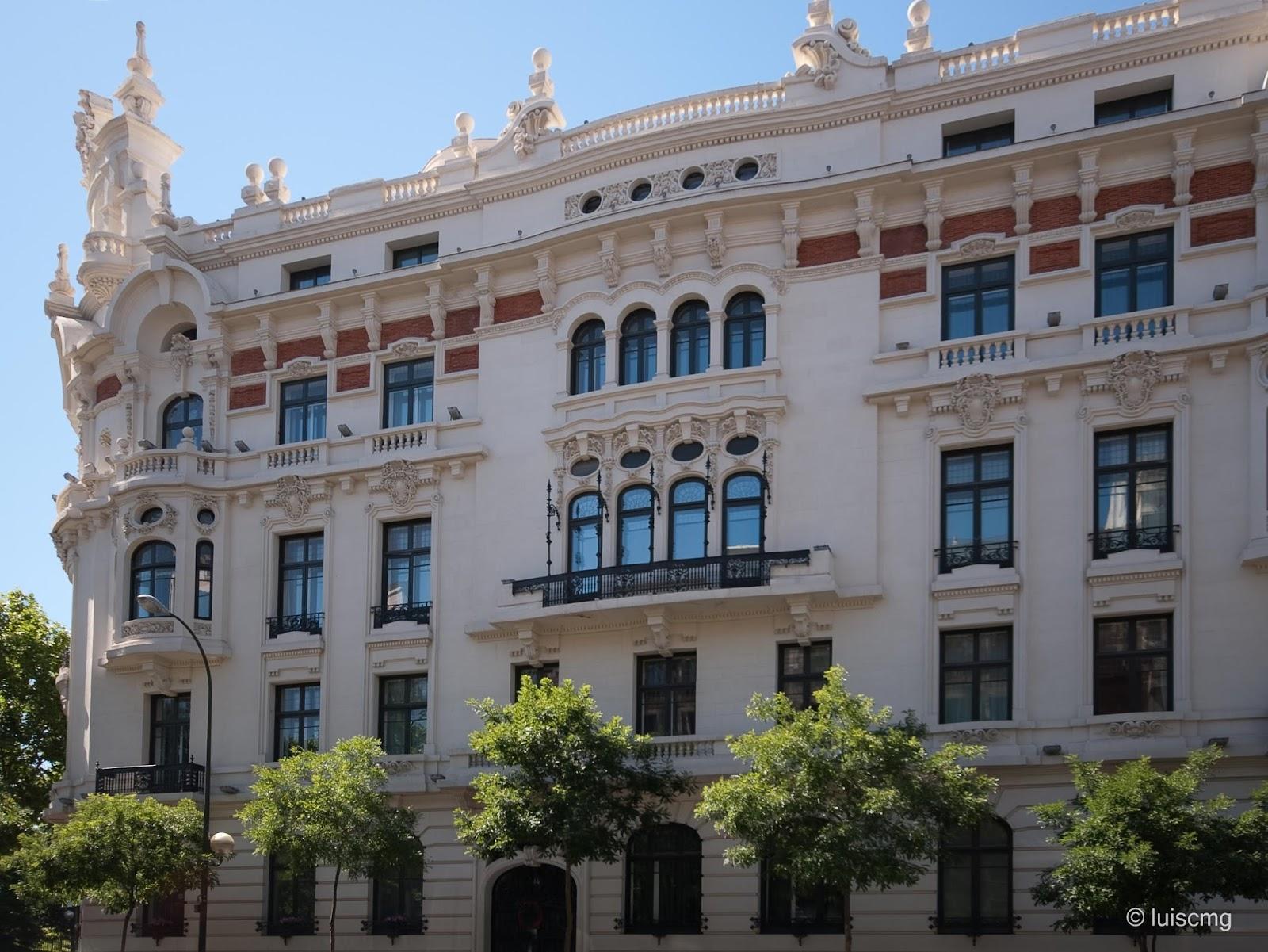 Arquitectura - Palacio de Oriol