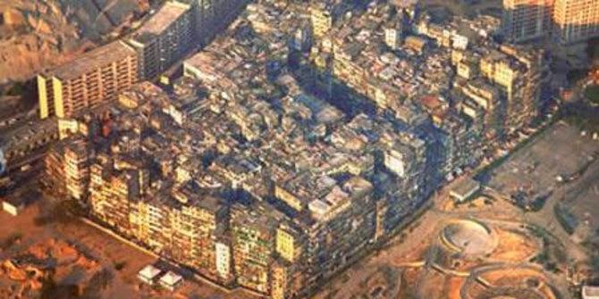 Kota Hantu Di Asia
