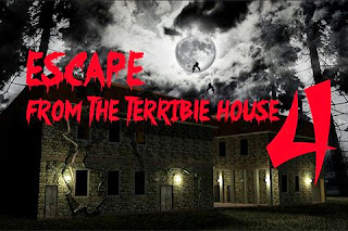 Screenshots of the Escape from the terrible house 4 for Android tablet, phone.