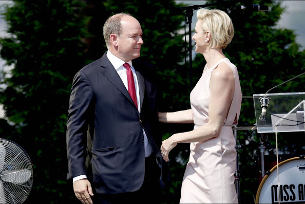 Prince Albert Of Monaco celebrates 10 years On The throne, Day 1