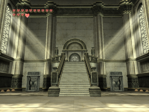 how to go to temple of time