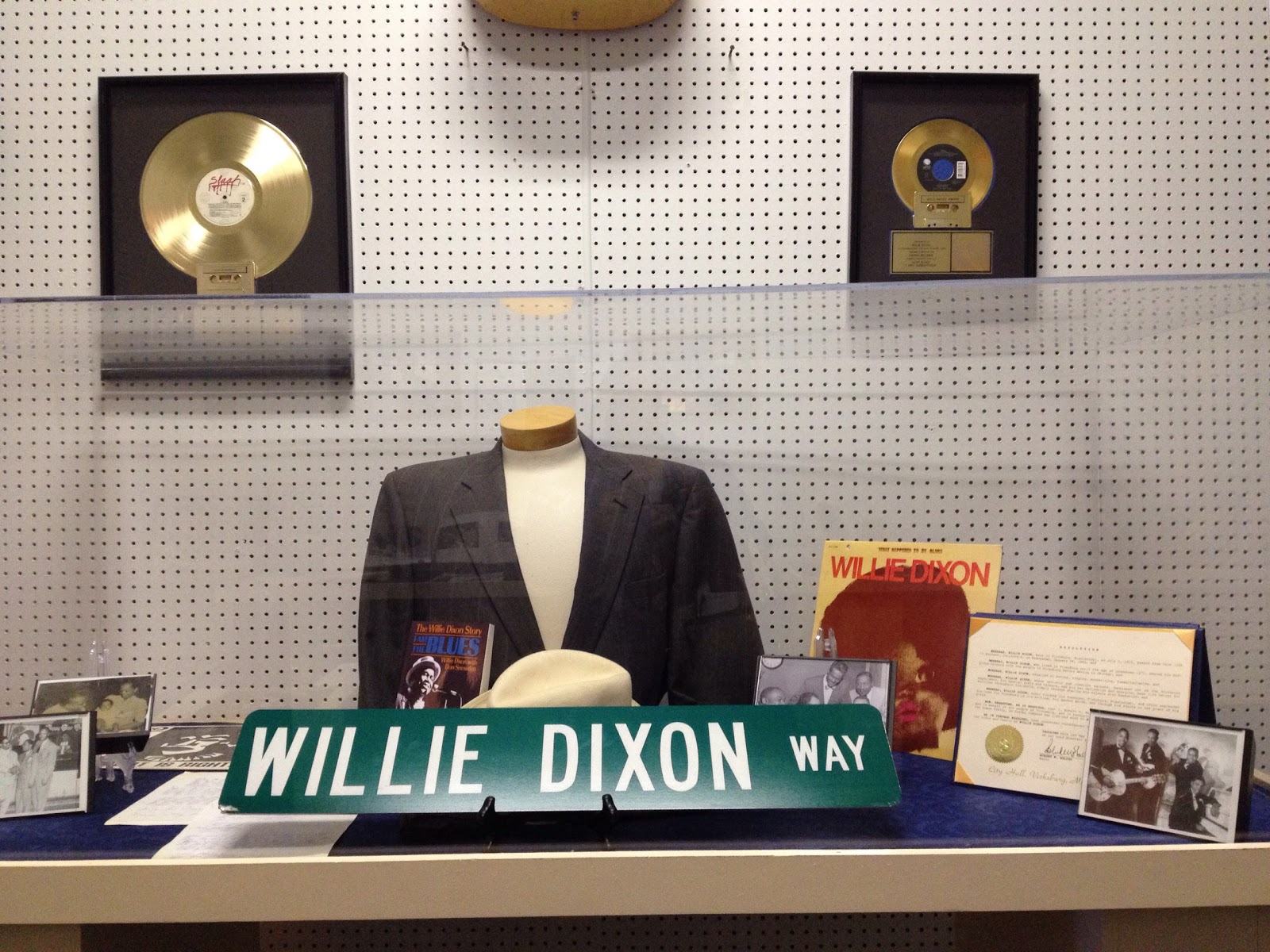 Willie Dixon Memorabilia