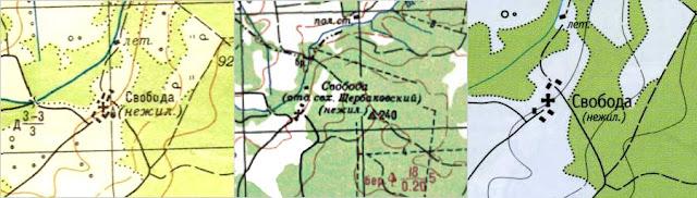 Карта. церковь севернее Булзи.