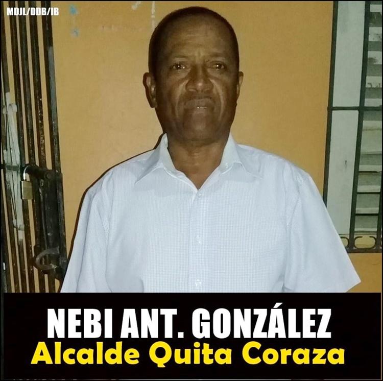 NEBI ANTONIO GONZÁLEZ, ALCALDE DE QUITA CORAZA