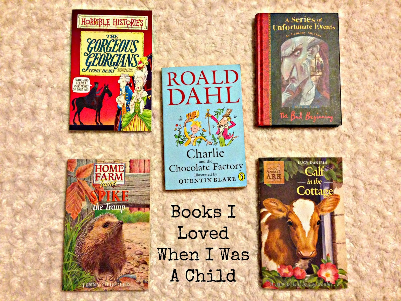 Books I Loved When I Was A Child