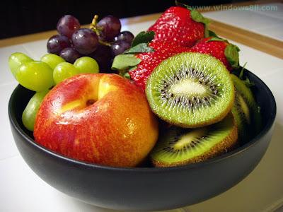 windows 8 meyve teması