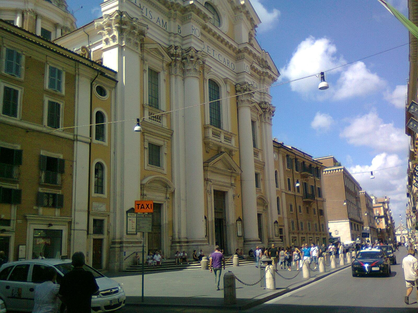In bici per roma accadde a roma domani 29 gennaio 1612 - Corso di design roma ...