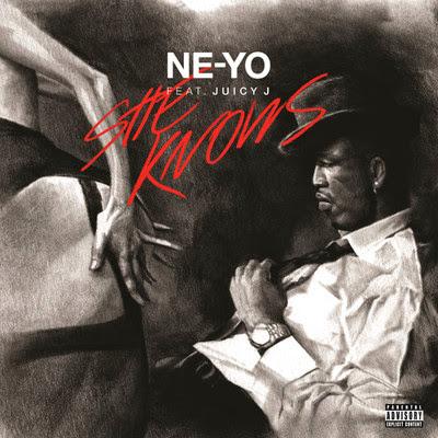 Ne-Yo - She Knows (feat. Juicy J) - Single Cover