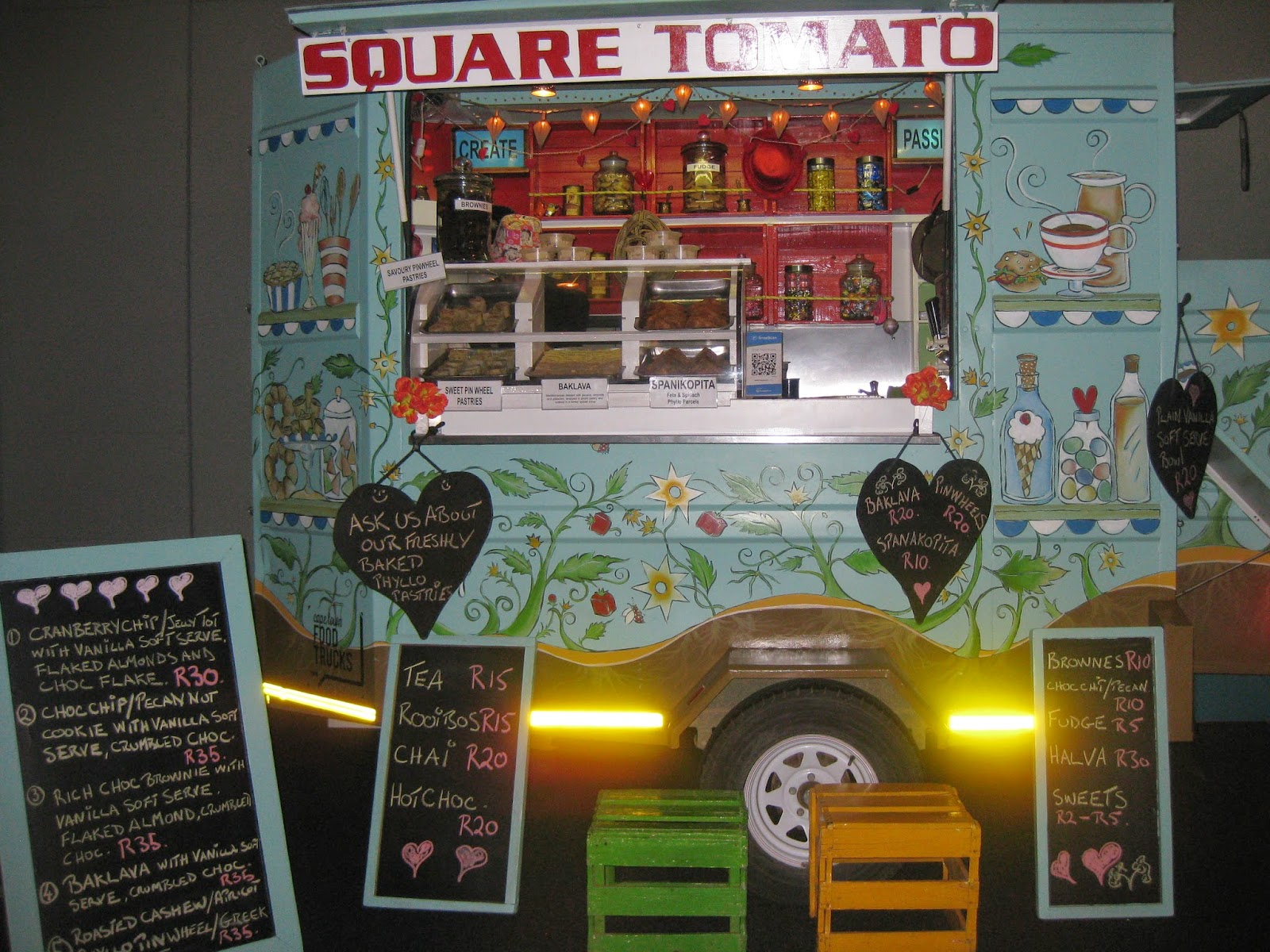 Cape Town Food Truck