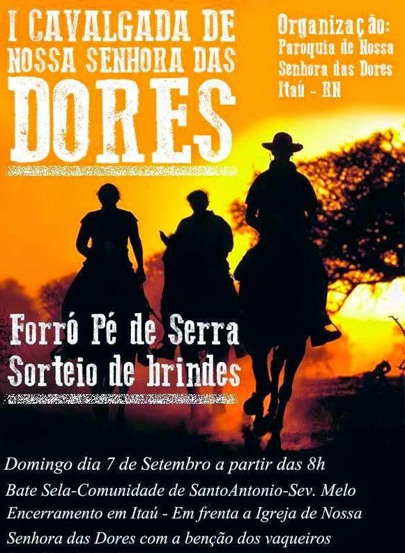 FESTA DE NOSSA SENHORA DAS DÔRES - 2014