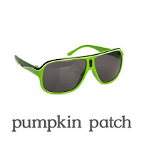 Prince George Style Pumpkin Patch Boys Rumble Aviator Sunglasses - Prince George Style