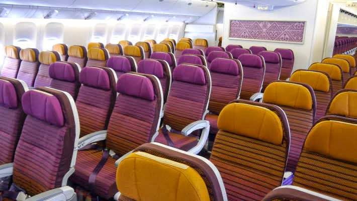 thai airways manila flights