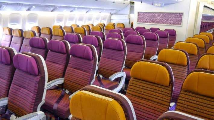 thai airways manila flights